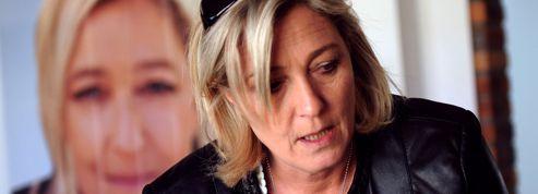 Marine le Pen relativise le sondage d'Hénin-Beaumont