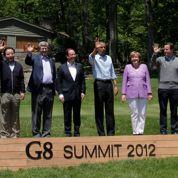Un G8 dans la forteresse de Camp David