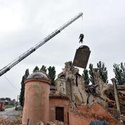 Le séisme en Italie fait au moins six morts