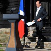 Hollande: un premier marathon diplomatique
