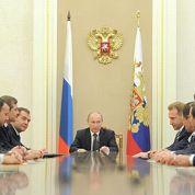 Gouvernement de fidèles pour Poutine