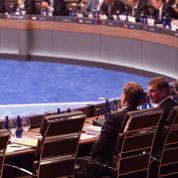 Otan : le retard remarqué d'Hollande