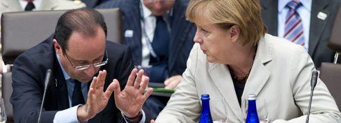 UE : les quatre projets de relance d'Hollande