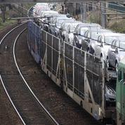 Fret : les syndicats de la SNCF sonnent l'alarme