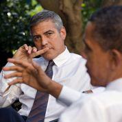 George Clooney, militant politique