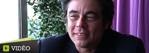 Benicio Del Toro : «J'ai grandi à Cannes»