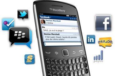 BlackBerry simplifie la vie des voyageurs à Toulouse-Blagnac