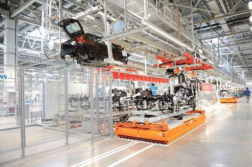 L'allemand BMW monte en puissance en Chine