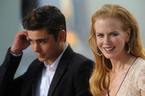 Cannes 2012 sur Twitter : «Kidman fait pipi sur Efron»