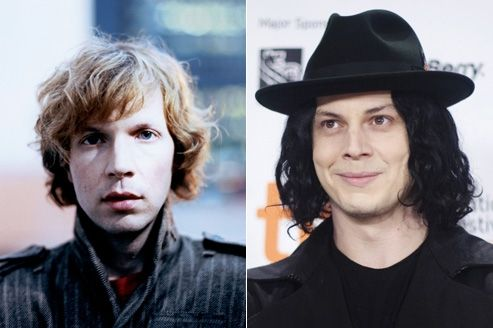 Beck s'associe à Jack White pour un single inédit