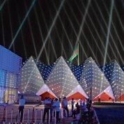 À Bakou, l'Eurovision danse sur un volcan