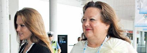La femme la plus riche gagne 1,5 million d'euros par heure