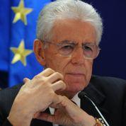 Monti, optimiste sur la création des eurobonds