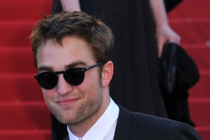 Robert Pattinson à Cannes, le 23 mai 2012.