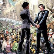 X-Men de Marvel : mariage homosexuel