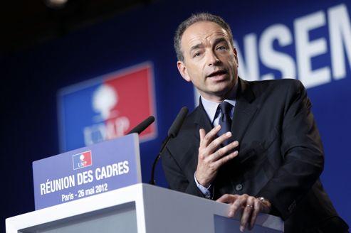 Jean-François Copé, samedi à Paris.