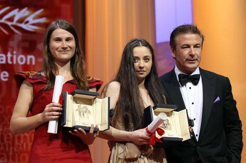 Cannes, meilleures actrices : inséparables Stratan et Flutur