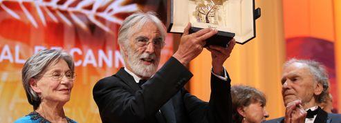 Cannes : la palme d'or remise à Amour de Michael Haneke