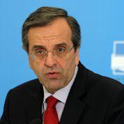 Les conservateurs grecs remontent la pente