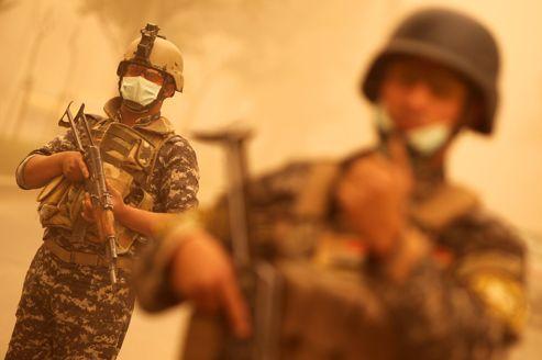 Des députés irakiens veulent rétablir le service militaire