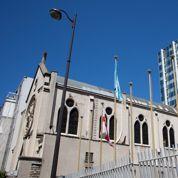L'église Sainte-Rita menacée de démolition