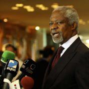 Annan condamne le massacre de Houla