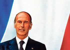 Giscard d'Estaing.