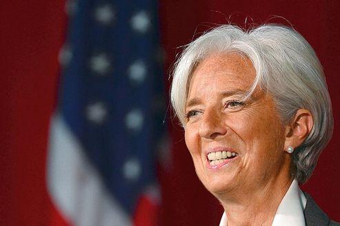 La directrice générale du FMI Christine Lagarde créé encore la polémique