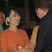 Premier voyage de Suu Kyi hors de Birmanie
