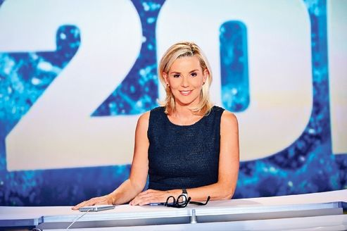 La future ex-présentatrice du 20 heures de TF1, Laurence Ferrari