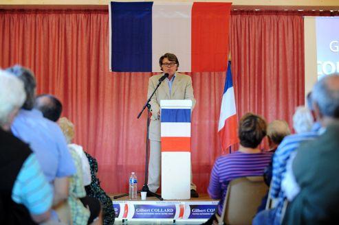 Dans le Gard, le FN espère faire élire Gilbert Collard