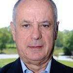 Alain Fillola le 14 mai dans sa ville de Balma.