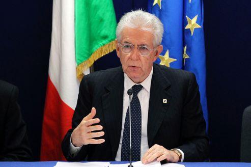 Hausse des taux : Monti exhorte la BCE à agir