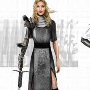 Madonna dévoile les costumes de sa tournée