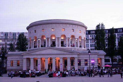 Les nouvelles terrasses de l'été 2012 à Paris : La Rotonde