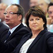 À Hénin-Beaumont, Aubry défie Mélenchon