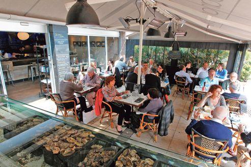 Les nouvelles terrasses de l'été 2012 à Paris : Le Cabanon de l'Écailler
