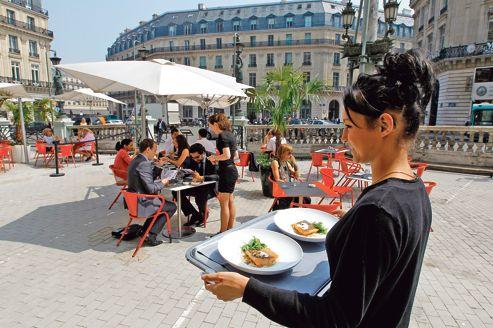 Les nouvelles terrasses de l'été 2012 à Paris : L'Opéra Restaurant