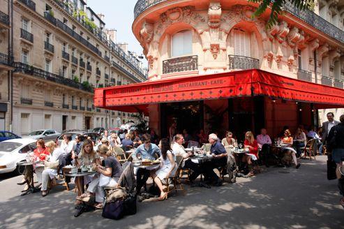 Les nouvelles terrasses de l'été 2012 à Paris : La Compagnie