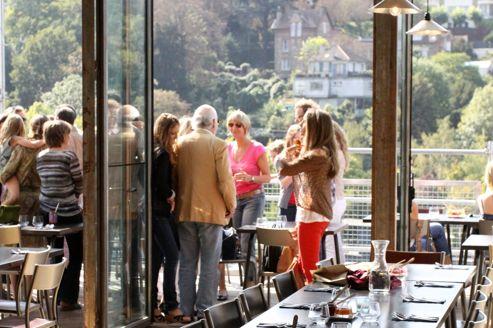Les nouvelles terrasses de l'été 2012 à Paris : Les Grandes Tables