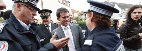 Contrôles d'identité: Manuel Valls inquiète la police