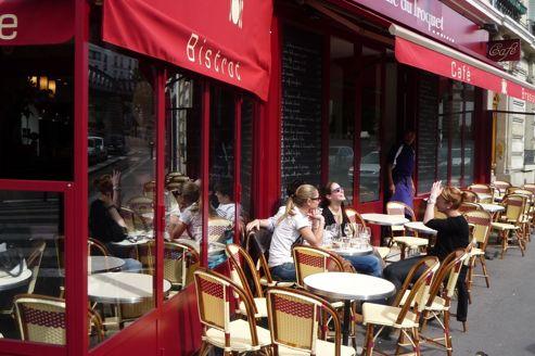 Les nouvelles terrasses de l'été 2012 à Paris : La Cantine du Troquet Dupleix