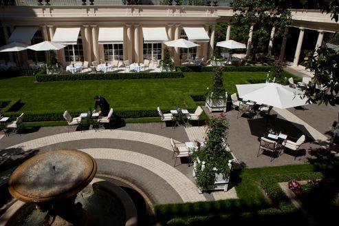 Les nouvelles terrasses de l'été 2012 à Paris : L'Epicure