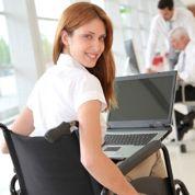 L'emploi des personnes handicapées progresse