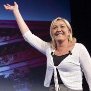 Marine Le Pen se bat pour avoir des députés