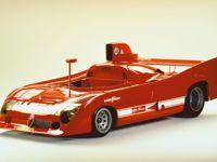 Le proto 33TT12 a permis à Alfa Romeo d'inscrire son nom au palmarès du championnat du monde des marques en 1975.