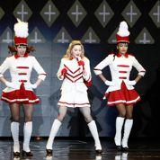 Madonna, sa tournée sous le signe de la paix