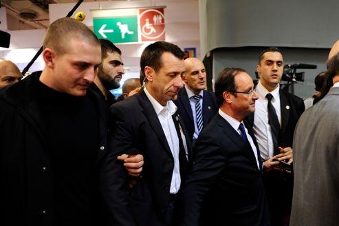 Les nouveaux gendarmes du président