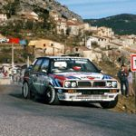 La Lancia Delta HF Intégrale a marqué de son empreinte les épreuves routières entre 1987 et 1992.