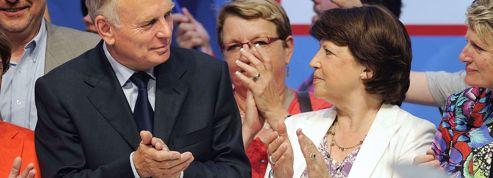 Ayrault et Aubry rivalisent d'amabilités